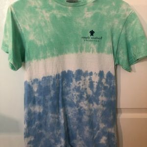 Simply Southern save the turtles shirt. Size S.